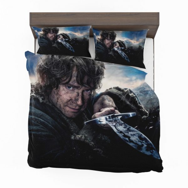 Bilbo Baggins in Lord Of The Rings Movie Bedding Set 2