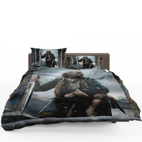 Bilbo Baggins in The Hobbit Battle of the Five Armies Movie Bedding Set 1