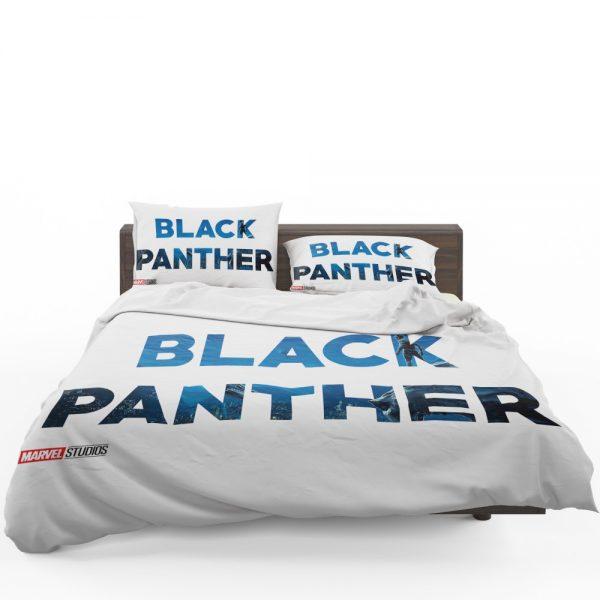Black Panther Movie Bedding Set 1