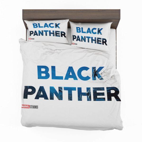Black Panther Movie Bedding Set 2