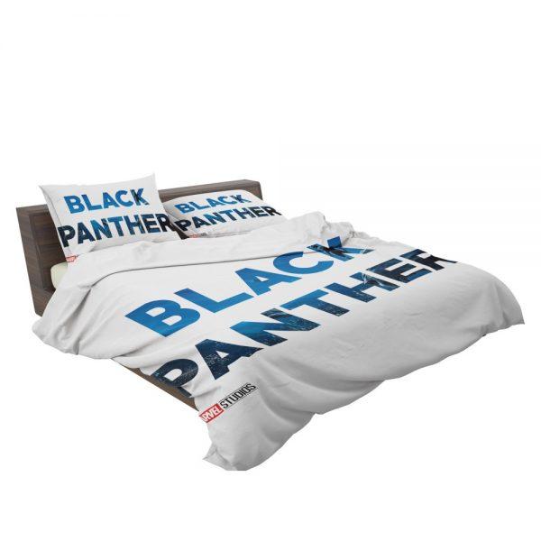 Black Panther Movie Bedding Set 3