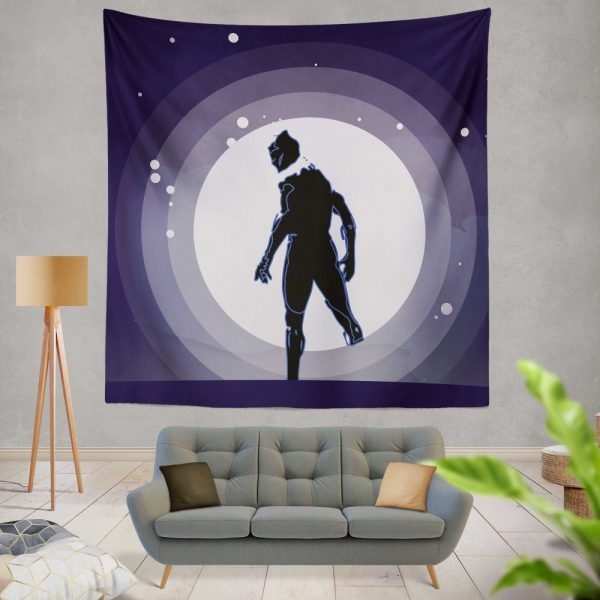 Black Panther Movie Marvel Comics Wall Hanging Tapestry