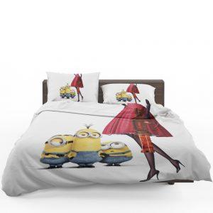 Bob Stuart Kevin Minions Movie Bedding Set 1