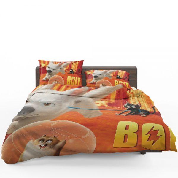 Bolt Movie Adventure Bedding Set 1