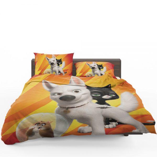 Bolt Movie Kids Bedding Set 1