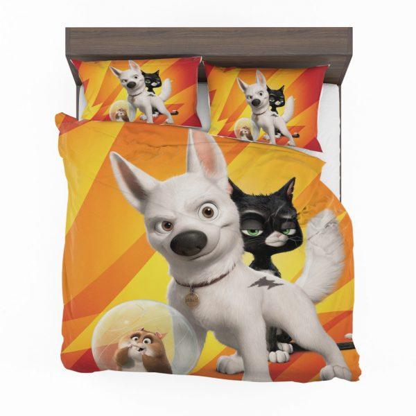 Bolt Movie Kids Bedding Set 2