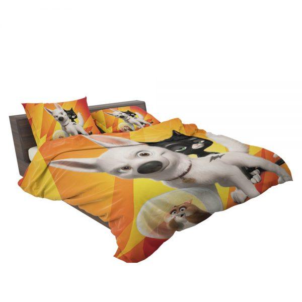 Bolt Movie Kids Bedding Set 3