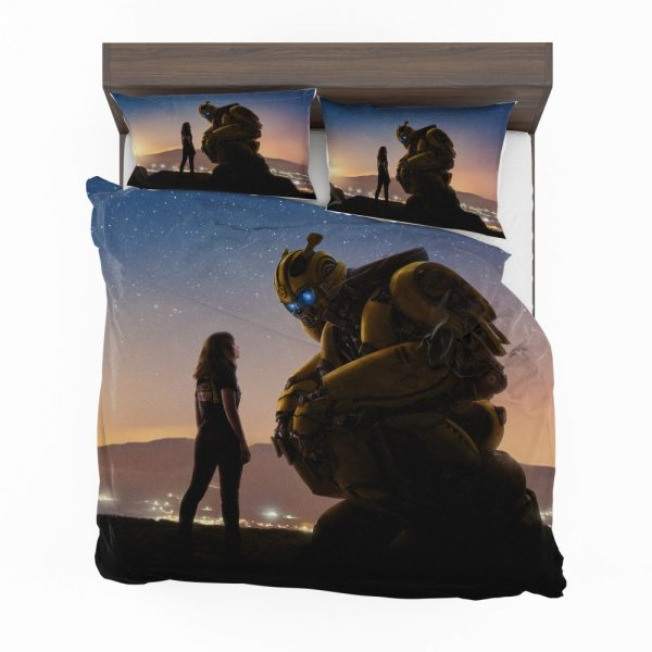 Bumblebee Movie Bedding Set 2