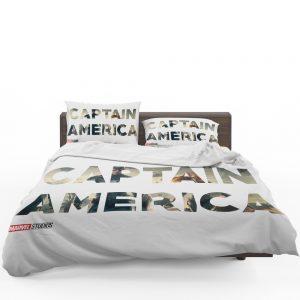 Captain America The First Avenger Movie Bedding Set 1