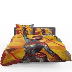 Captain Marvel Movie Brie Larson Avenger Bedding Set 1