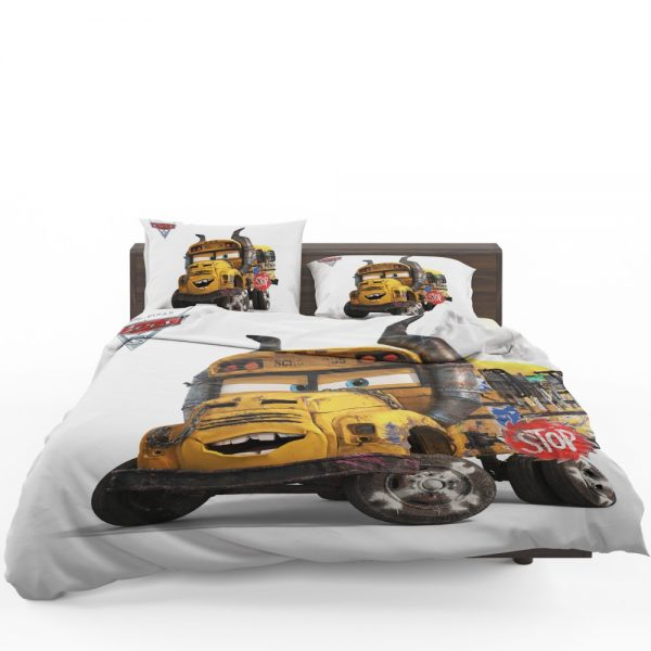 Cars 3 Movie Bedding Set 1
