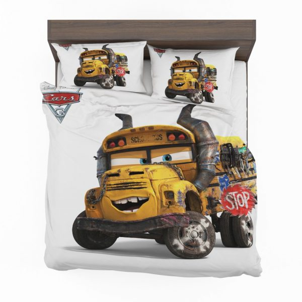 Cars 3 Movie Bedding Set 2
