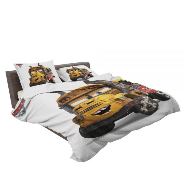 Cars 3 Movie Bedding Set 3