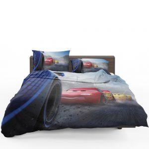 Cars 3 Movie Cruz Ramirez Jackson Storm Lightning McQueen Bedding Set 1