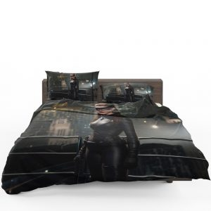 Catwoman in The Dark Knight Rises Movie Bedding Set 1
