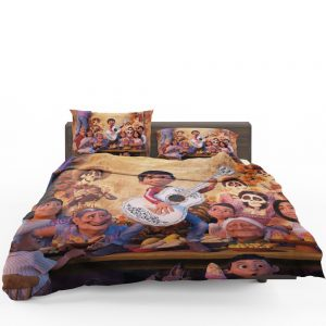 Coco Movie Fantasy Bedding Set 1