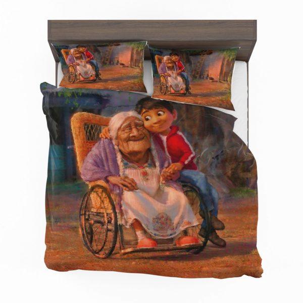 Coco Movie Mystery Kids Bedding Set 2