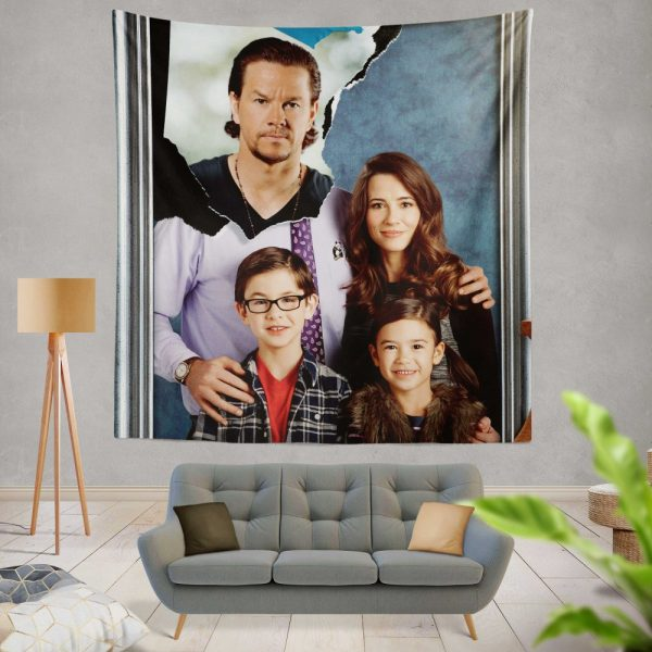 Daddy's Home Movie Wall Hanging Tapestry
