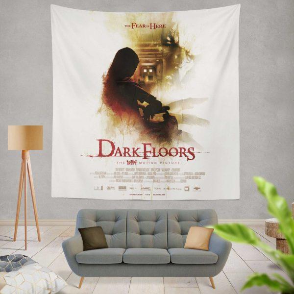 Dark Floors Movie Wall Hanging Tapestry