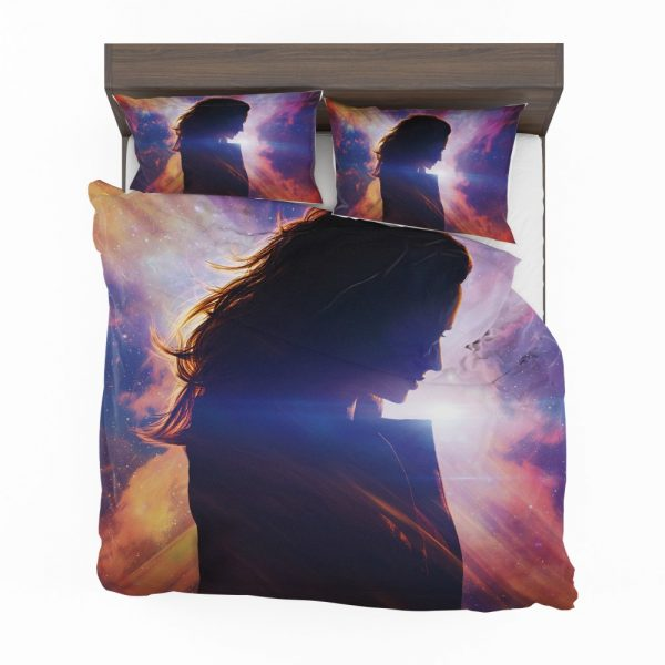Dark Phoenix Movie Jean Grey Marvel Comics Bedding Set 2