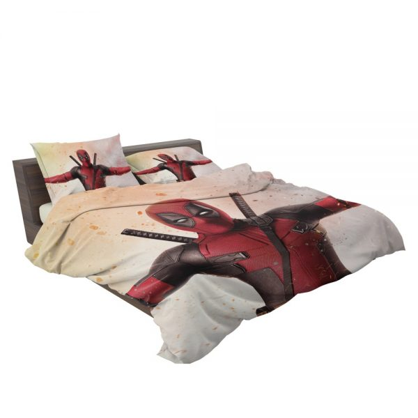 Deadpool 2 Movie Bedding Set 3