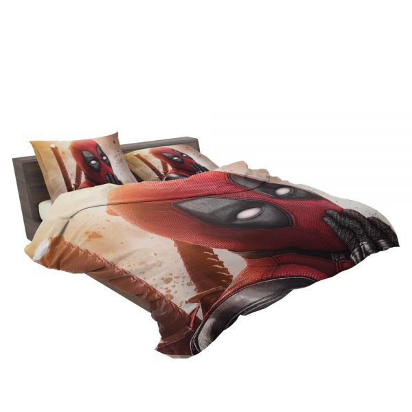 Deadpool 2 Movie Marvel Bedding Set 3