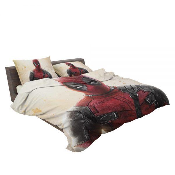 Deadpool 2 Movie Super Hero Bedding Set 3