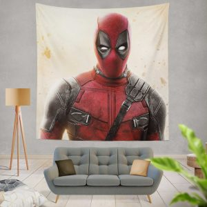 Deadpool 2 Movie Super Hero Wall Hanging Tapestry