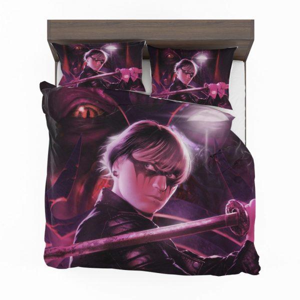 Demon Hunter Movie Bedding Set 2