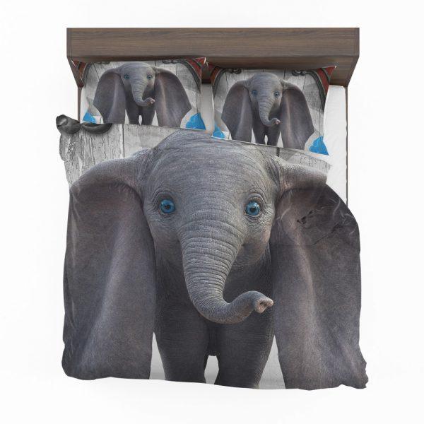 Disney Kids Dumbo 2019 Movie Bedding Set 2