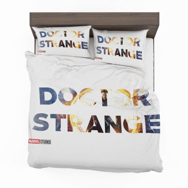 Doctor Strange Movie Bedding Set 2