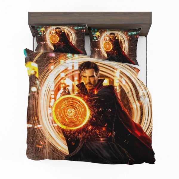 Doctor Strange Movie Benedict Cumberbatch Bedding Set 2