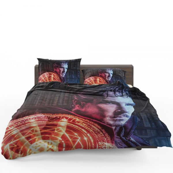 Doctor Strange Movie Fantasy Sci-fi Bedding Set 1