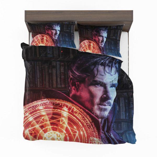 Doctor Strange Movie Fantasy Sci-fi Bedding Set 2