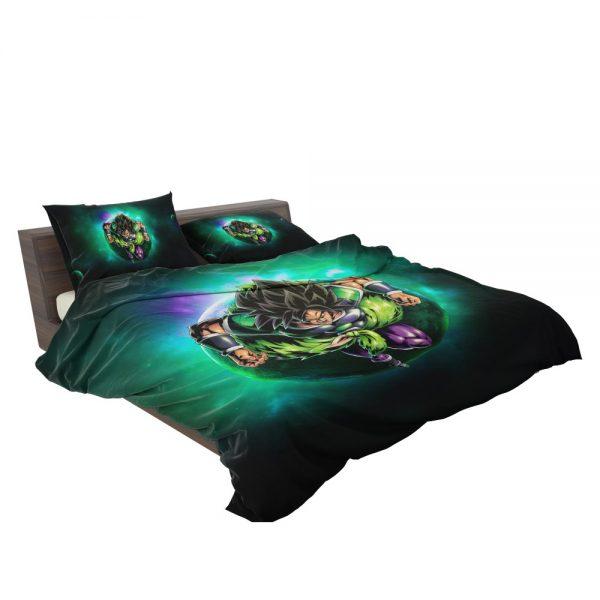 Dragon Ball Super Broly Movie Bedding Set 3