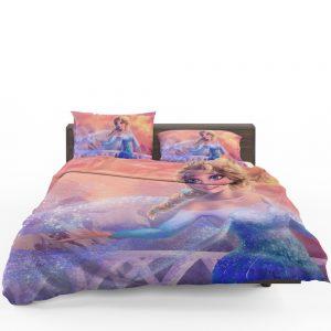 Elsa in Frozen 2 Movie Bedding Set 1