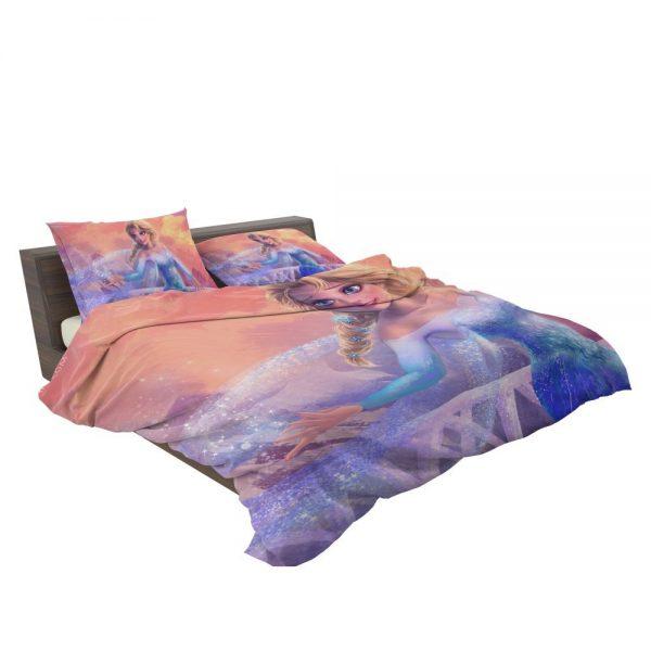 Elsa in Frozen 2 Movie Bedding Set 3