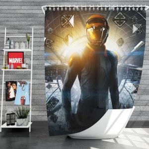 Enders Game Movie Shower Curtain
