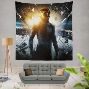 Enders Game Movie Wall Hanging Tapestry