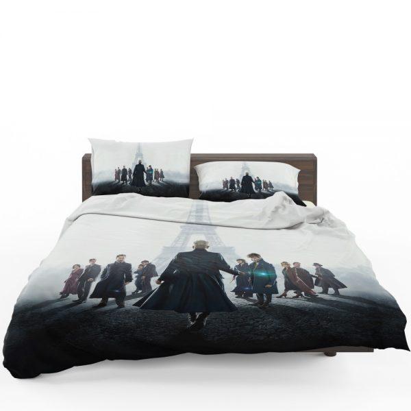 Fantastic Beasts The Crimes of Grindelwald Movie Bedding Set 1