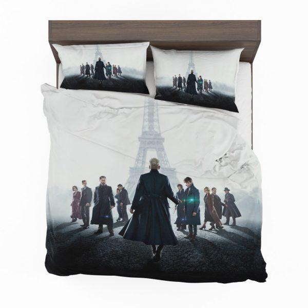 Fantastic Beasts The Crimes of Grindelwald Movie Bedding Set 2