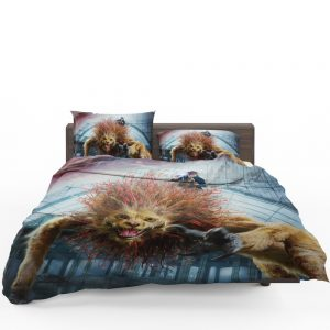 Fantastic Beasts The Crimes of Grindelwald Movie Eddie Redmayne Bedding Set 1