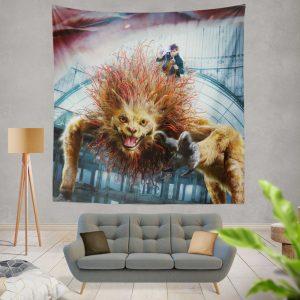 Fantastic Beasts The Crimes of Grindelwald Movie Eddie Redmayne Wall Hanging Tapestry