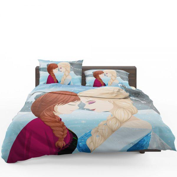 Frozen Movie Anna & Elsa Bedding Set 1