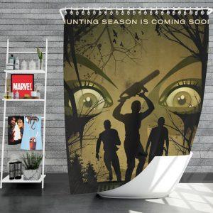 Game Movie 2013 Shower Curtain