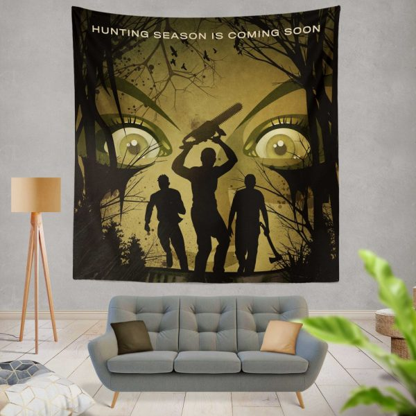 Game Movie 2013 Wall Hanging Tapestry