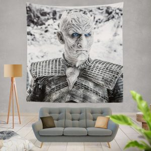 Game Of Thrones Night King Wall Hanging Tapestry