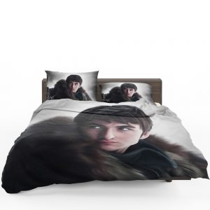 Game Of Thrones TV Series Bran Stark Bedding Set 1
