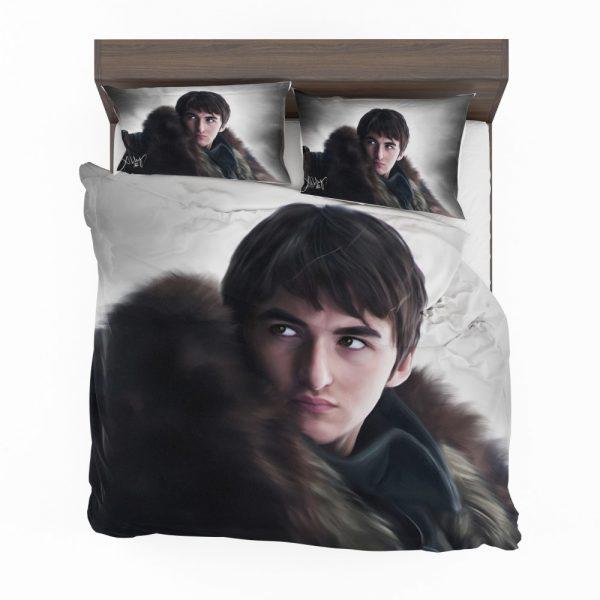 Game Of Thrones TV Series Bran Stark Bedding Set 2