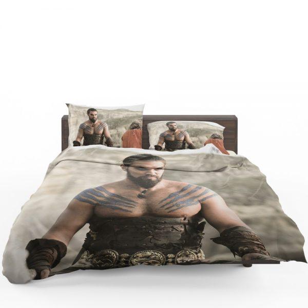 Game Of Thrones TV Series DrogoJason Momoa Bedding Set 1